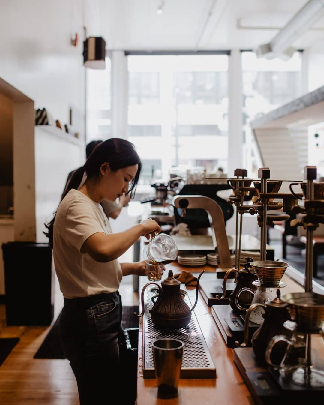 best coffee shops in vancouver timbertrain