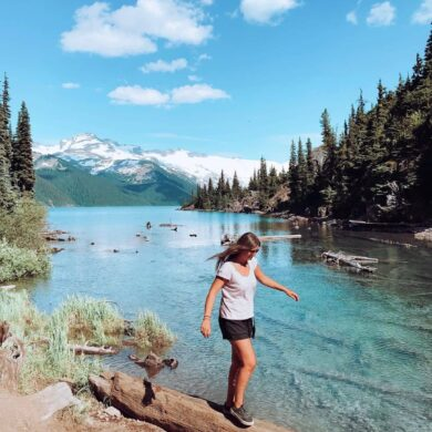 best hikes in vancouver garibaldi lake