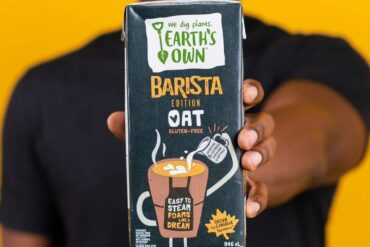 earths own barista oat milk