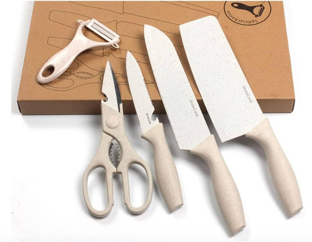 tiktok home items knife set