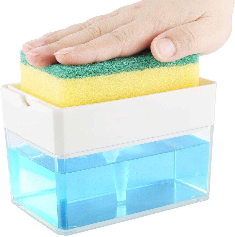 tiktok home items soap dispenser