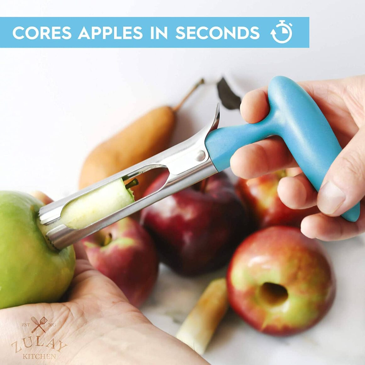 tiktok kitchen gadgets apple core