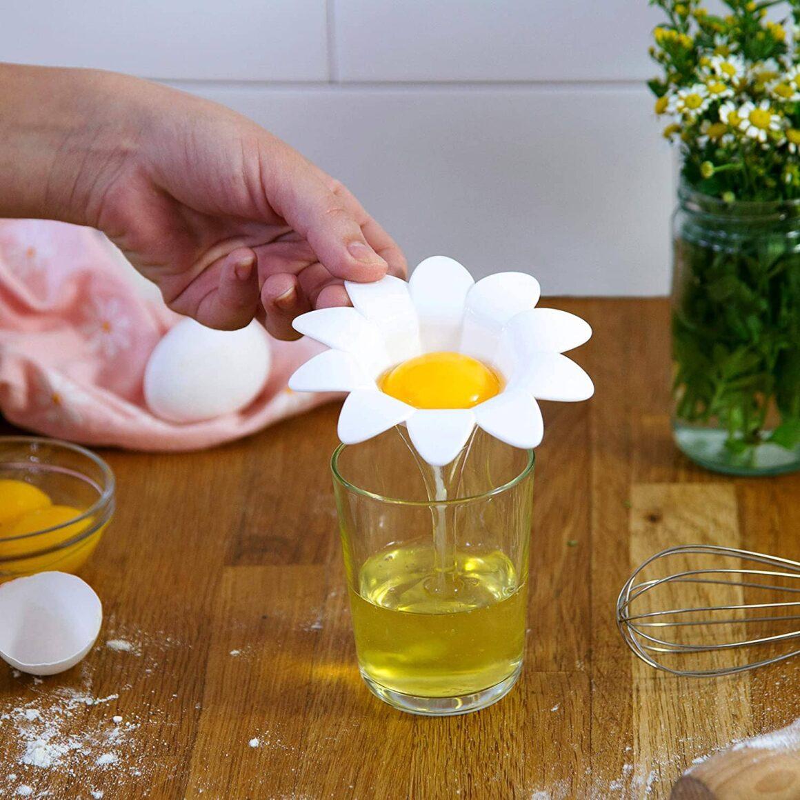 tiktok kitchen gadgets egg white divider