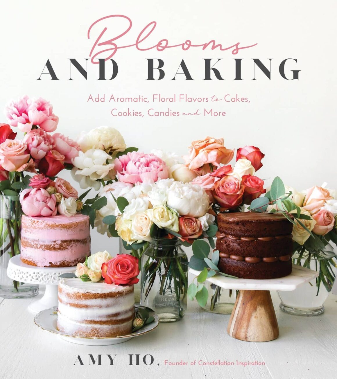 Blooms and Baking Cookbook AmyHo 1