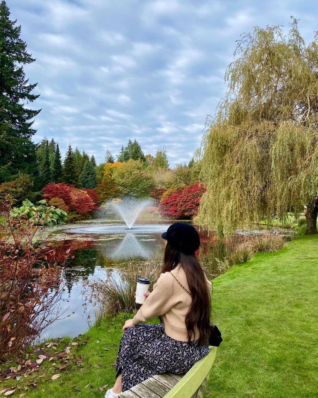 best parks van dusen gardens 1