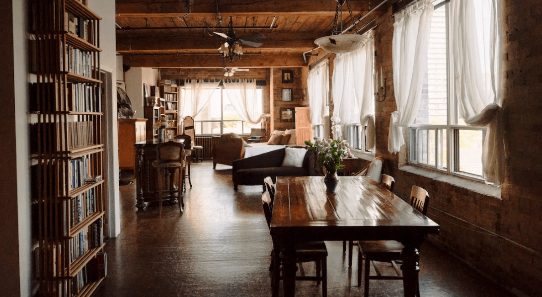 cool toronto airbnbs Sun Filled Sanity Saver Sanctuary
