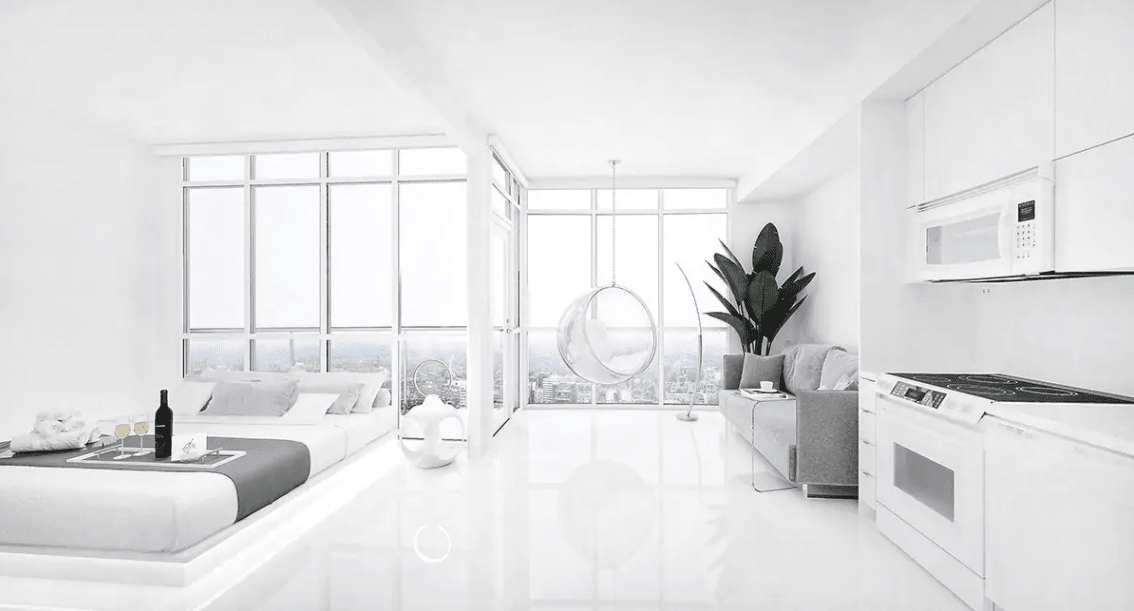 cool toronto airbnbs penthouse seven