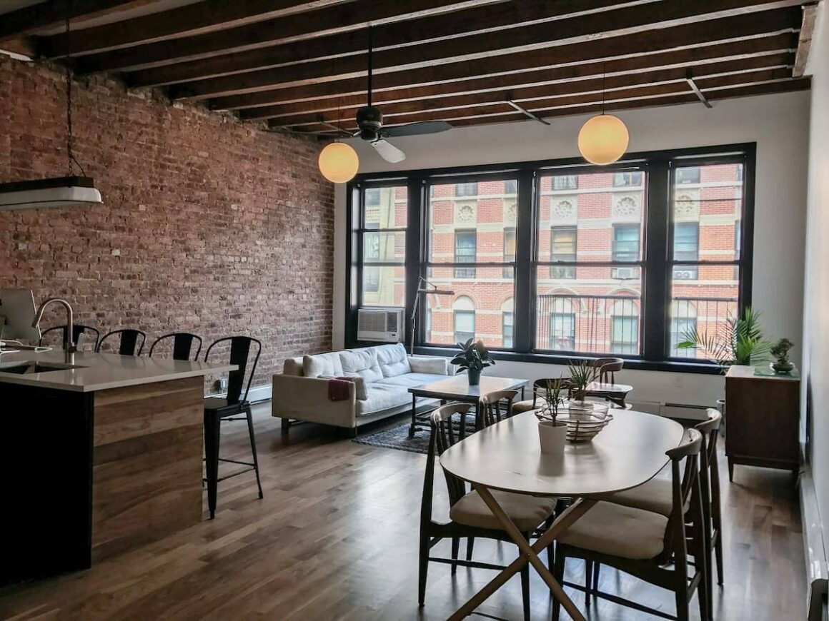best airbnb new york Beautiful Lower East Side 1 Bedroom Loft