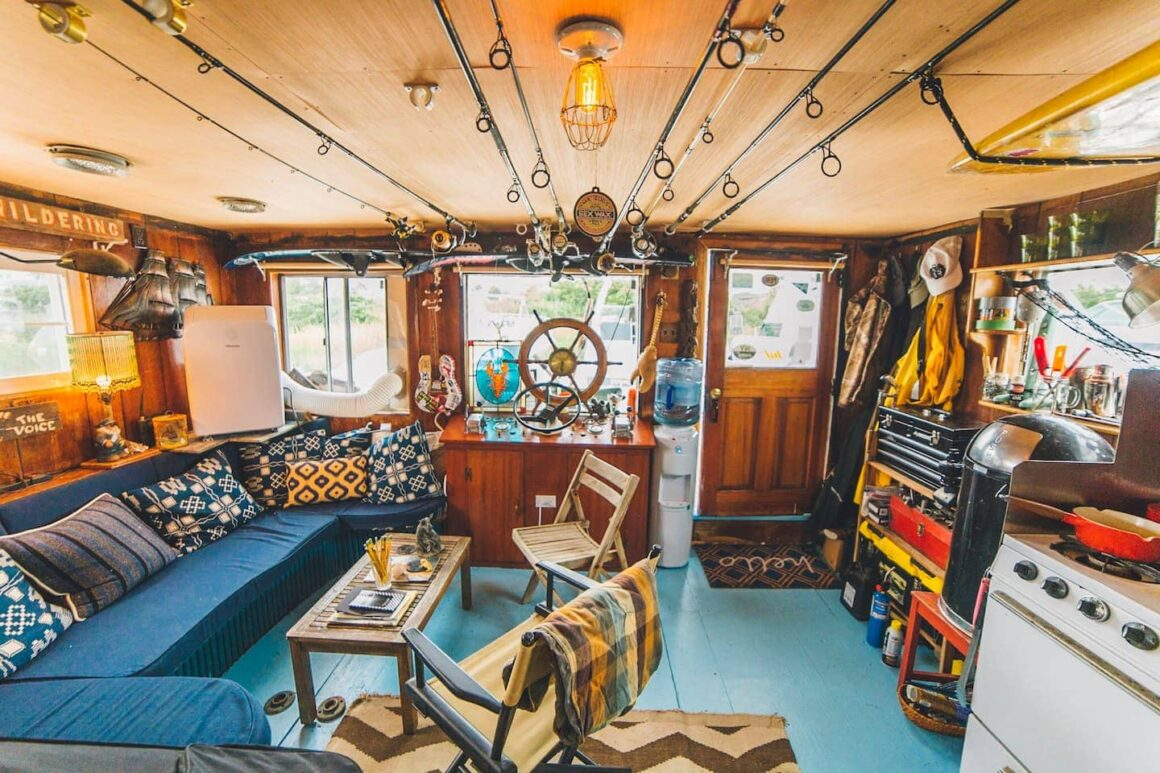 best airbnb new york The James Franco Beautiful Floating Surf Safari