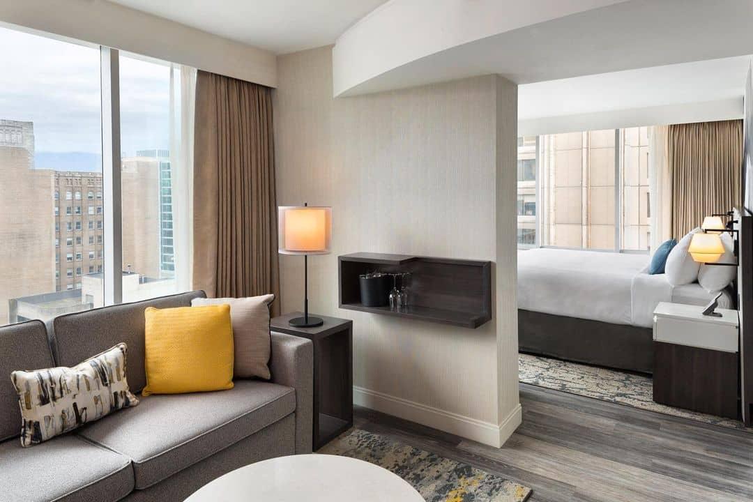 best hotels vancouver Delta hotel vancouver