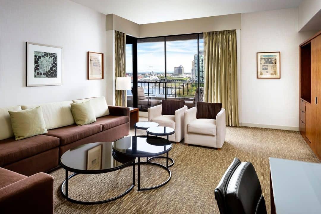 best hotels vancouver westin bay shore