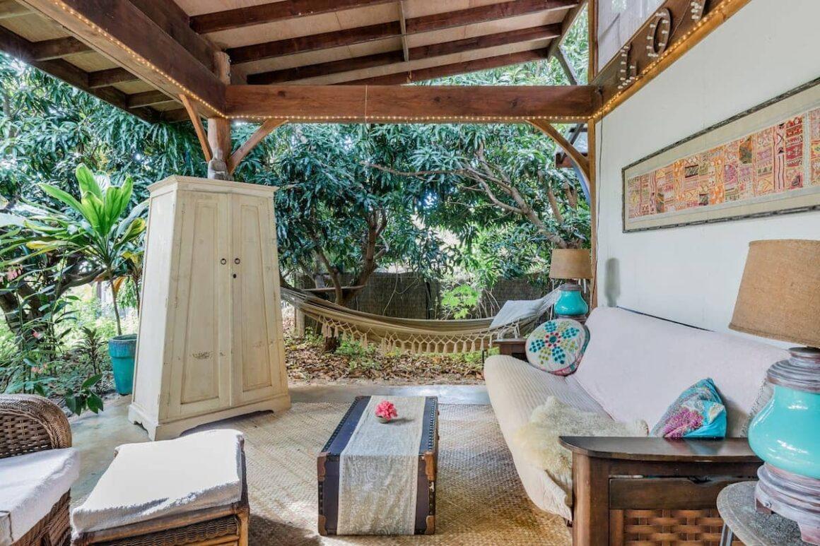 cool airbnb hawaii Magical Bohemian Retreat near Kealakekua Bay