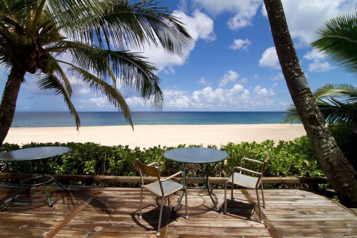 cool airbnb hawaii Pipeline Beachfront Solar Home