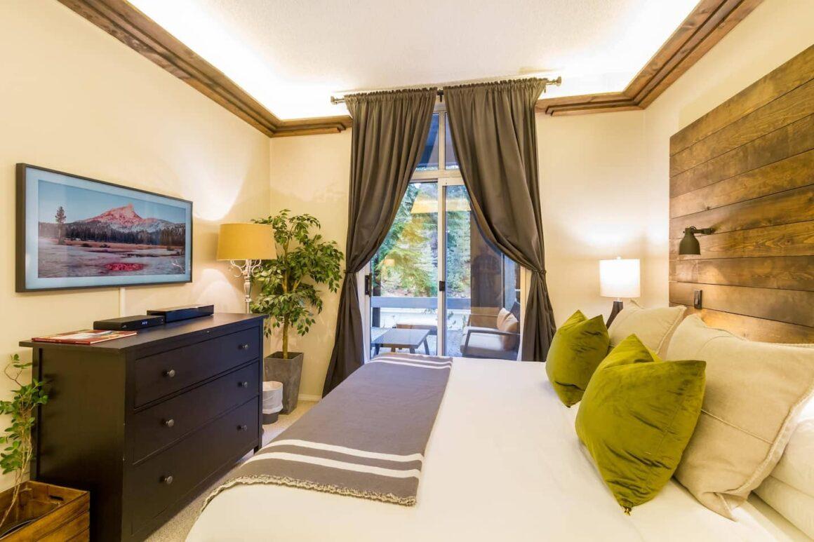 Best airbnb in whistler Slopeside Sanctuary Upper Village Whistler BC