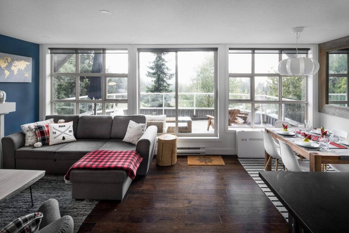 Best airbnb in whistler The Lookout Penthouse A Luxe Slope Side Suite