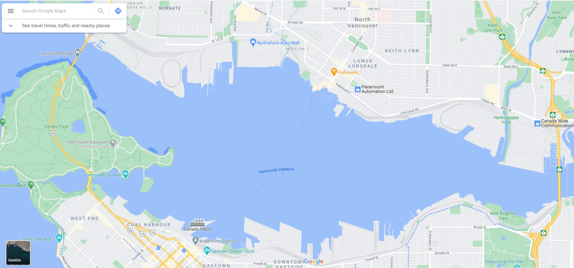 lonsdale quay travel guide - where is lonsdale map