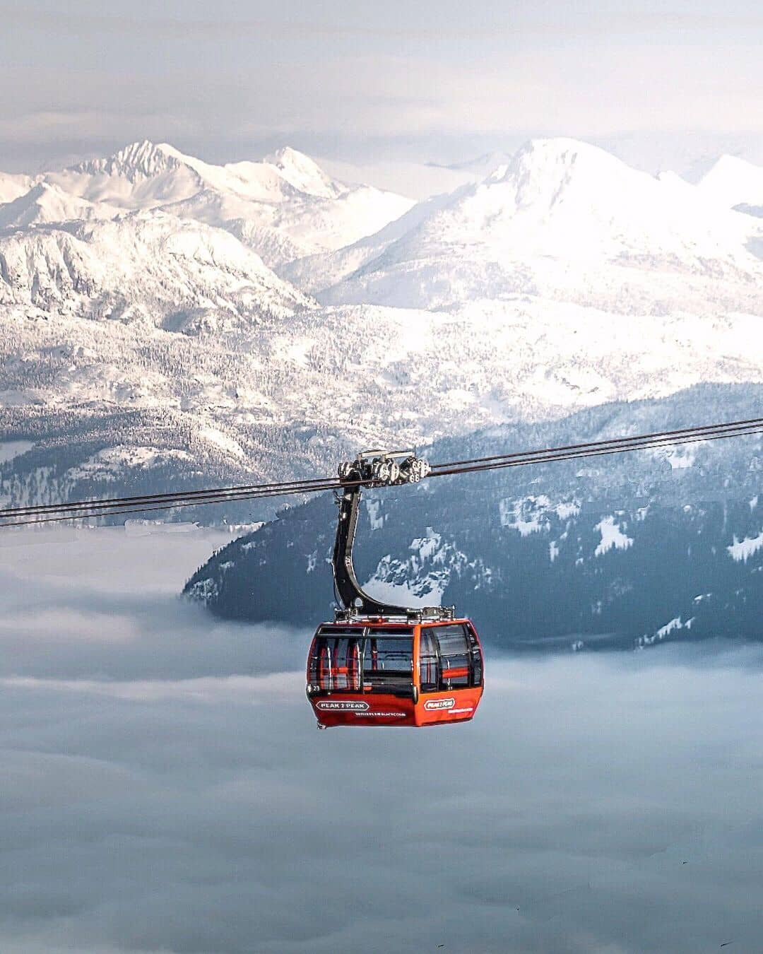 vancouver to whistler peak 2 peak @stevereekie @s.voldemorden