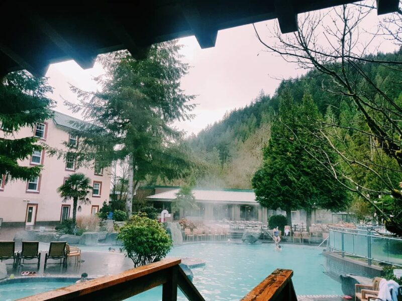 8 best day trips from vancouver - harrison hot springs