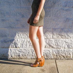 Lyra Heeled Shoe