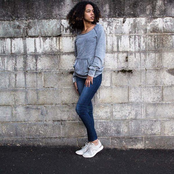 OTBT Transfer Sneaker on Model