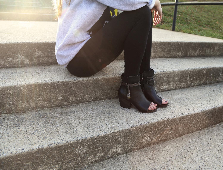 OTBT Vagabond Large Size Boots for Women