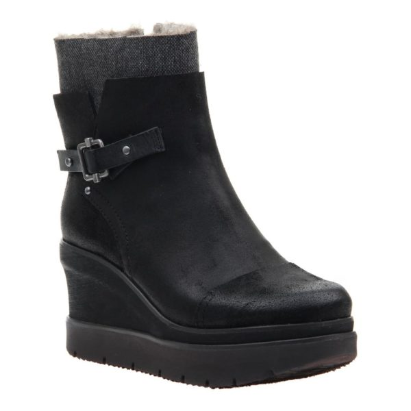 OTBT descend black boot