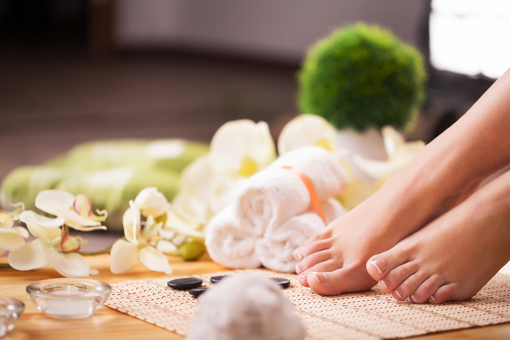 30 Minute Winter Foot Care Routine