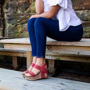 OTBT Bushnell Platform Sandal