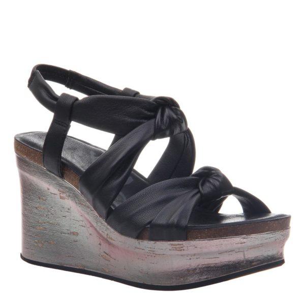 OTBT Far Side Sandal Black