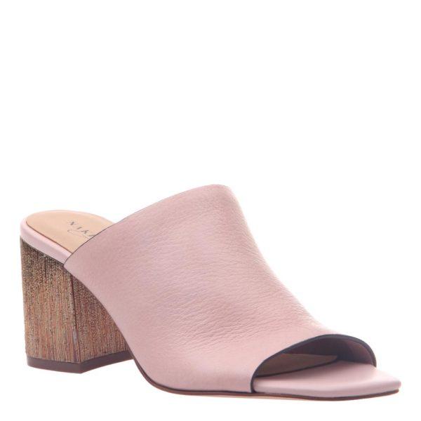 Naked Feet Harissa Fake Pink Sandal