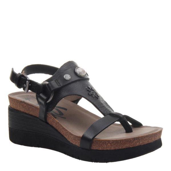 OTBT Maverick New Black Sandal