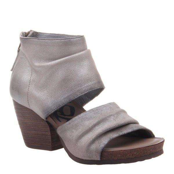 OTBT Patchouli Silver High Heel Sandal