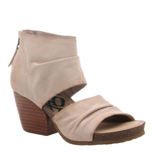 OTBT Patchouli Ivory Heeled Sandal