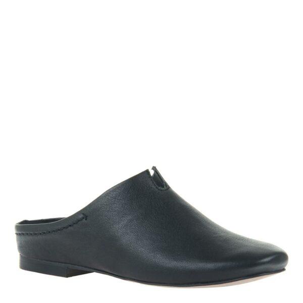 Fondo Naked Feet Slip-On Mule Black