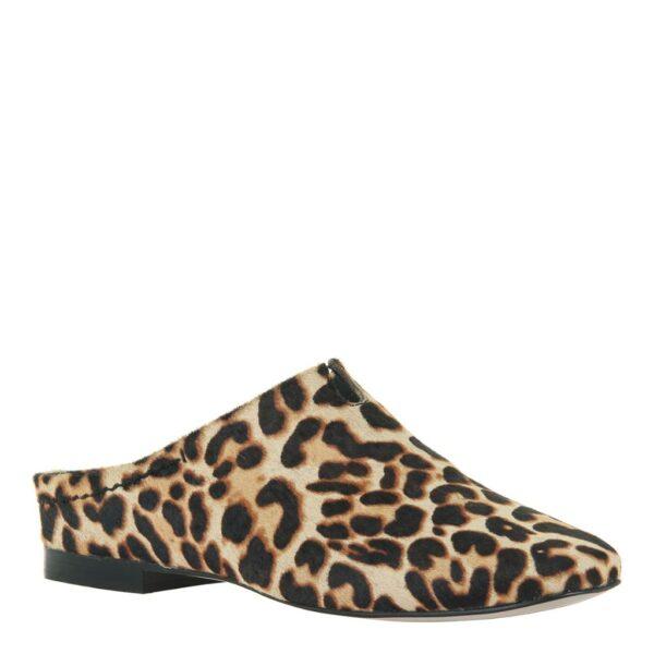 Fondo Naked Feet Slip-On Mule Camel