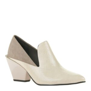 Sagitta Naked Feet White Pump