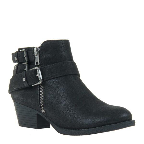 Madeline Snowflake Boot Black