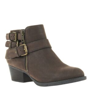 Madeline Snowflake Boot Coffebean