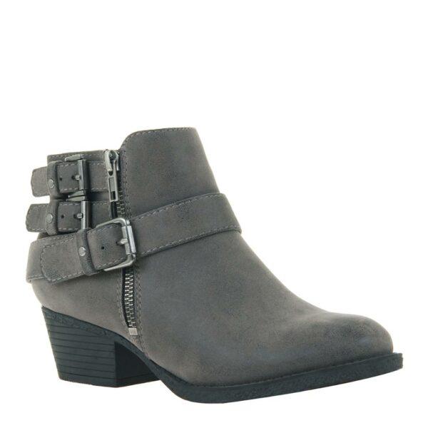 Madeline Snowflake Boot Grey