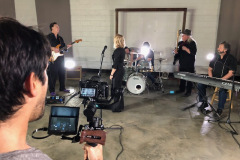 Music-Video-shoot