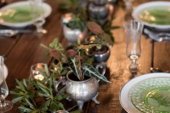 Vintage Table Decor