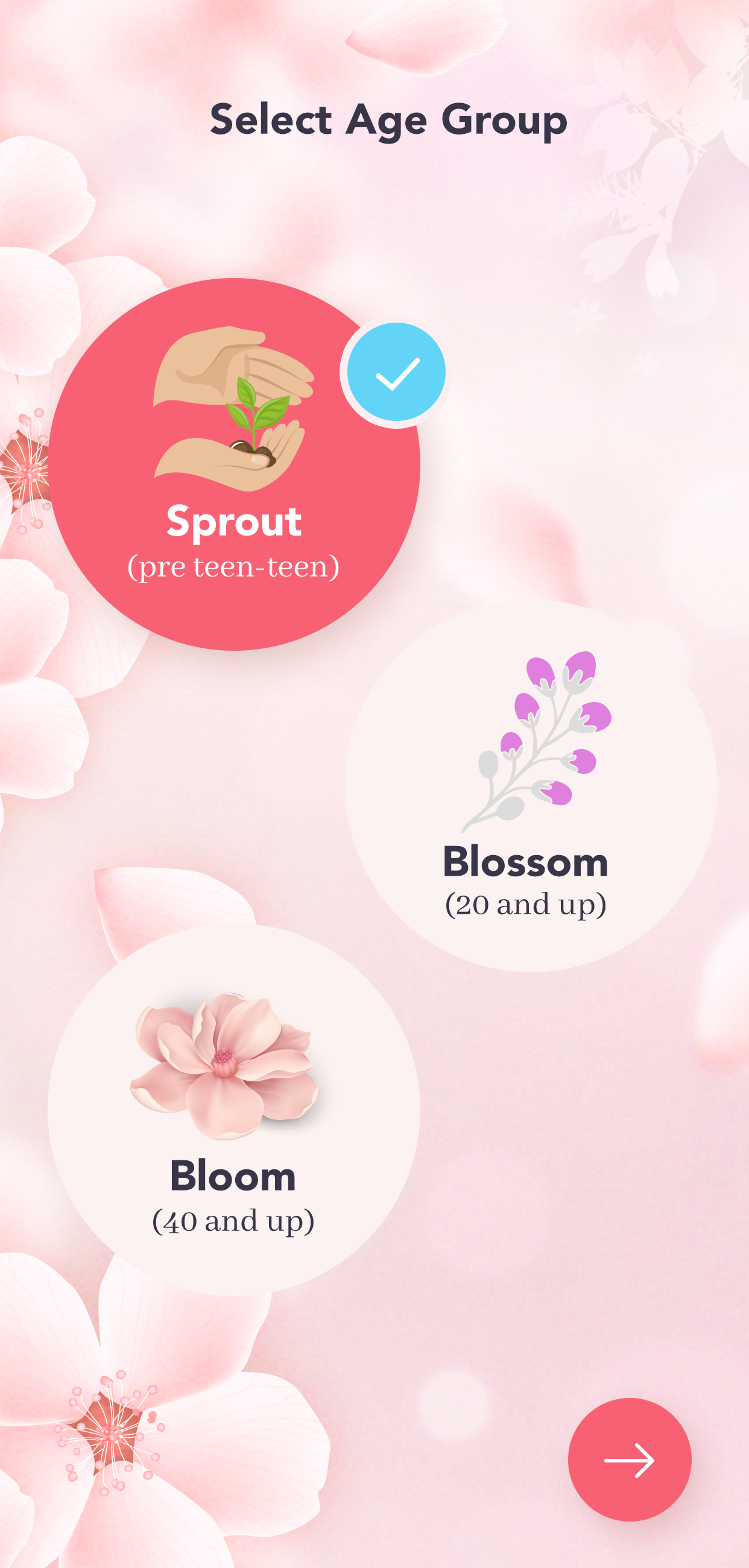 Female Sprout