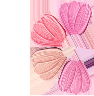 lipstick-flower