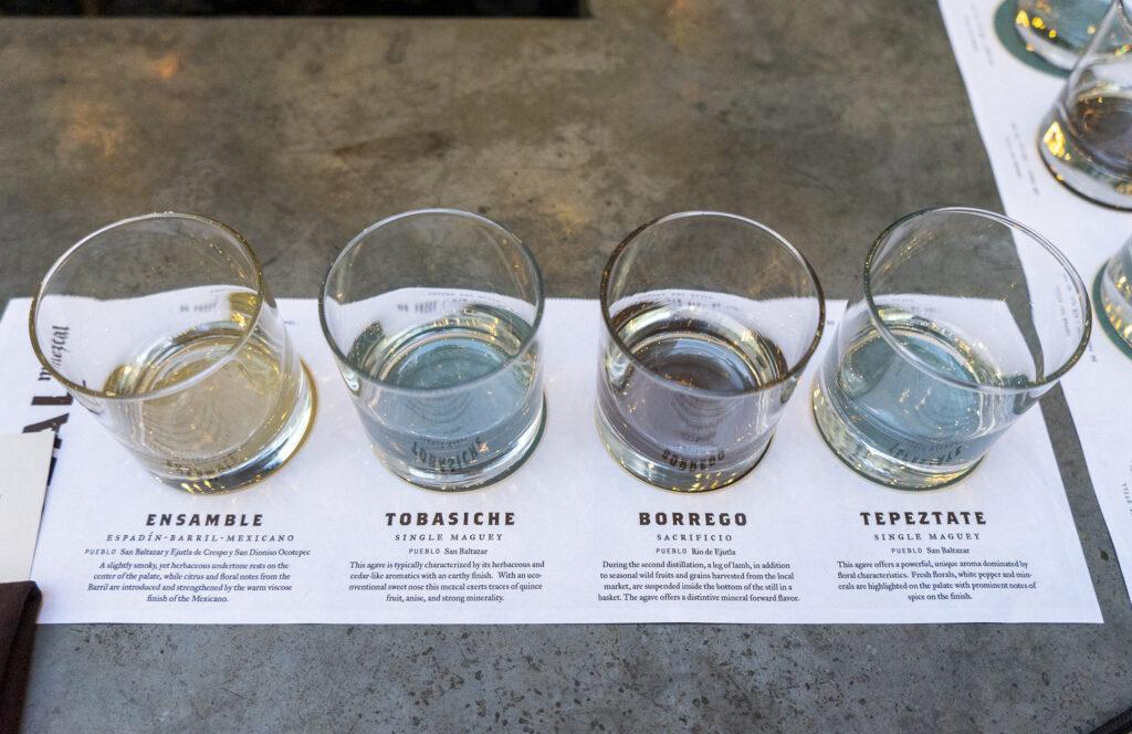 mezcal, tequila, alchohol, cocktails