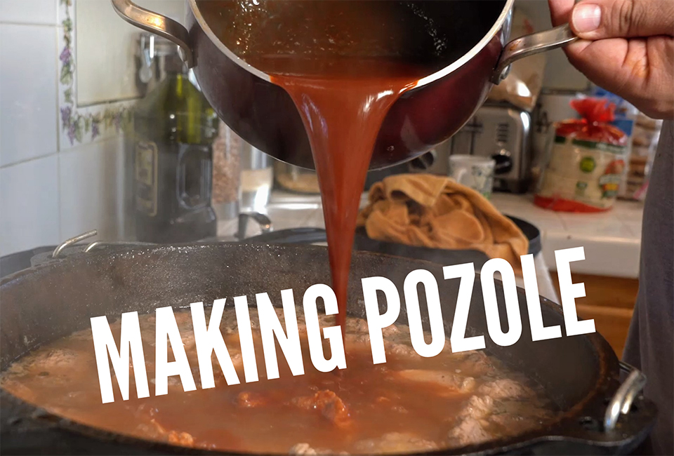 pozole, how to make, how to cook pozole, soup, cooking