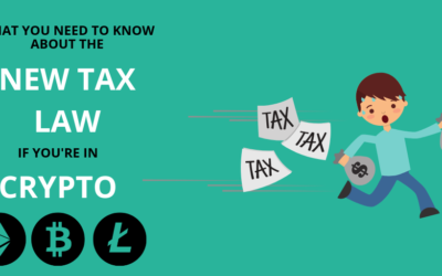 What You Need to Know the New Tax Law If You Are in Crypto