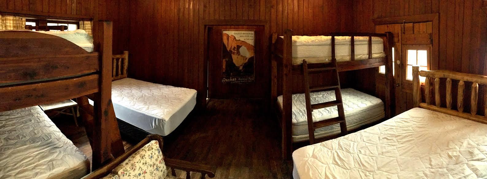 Lodge Bunk Room