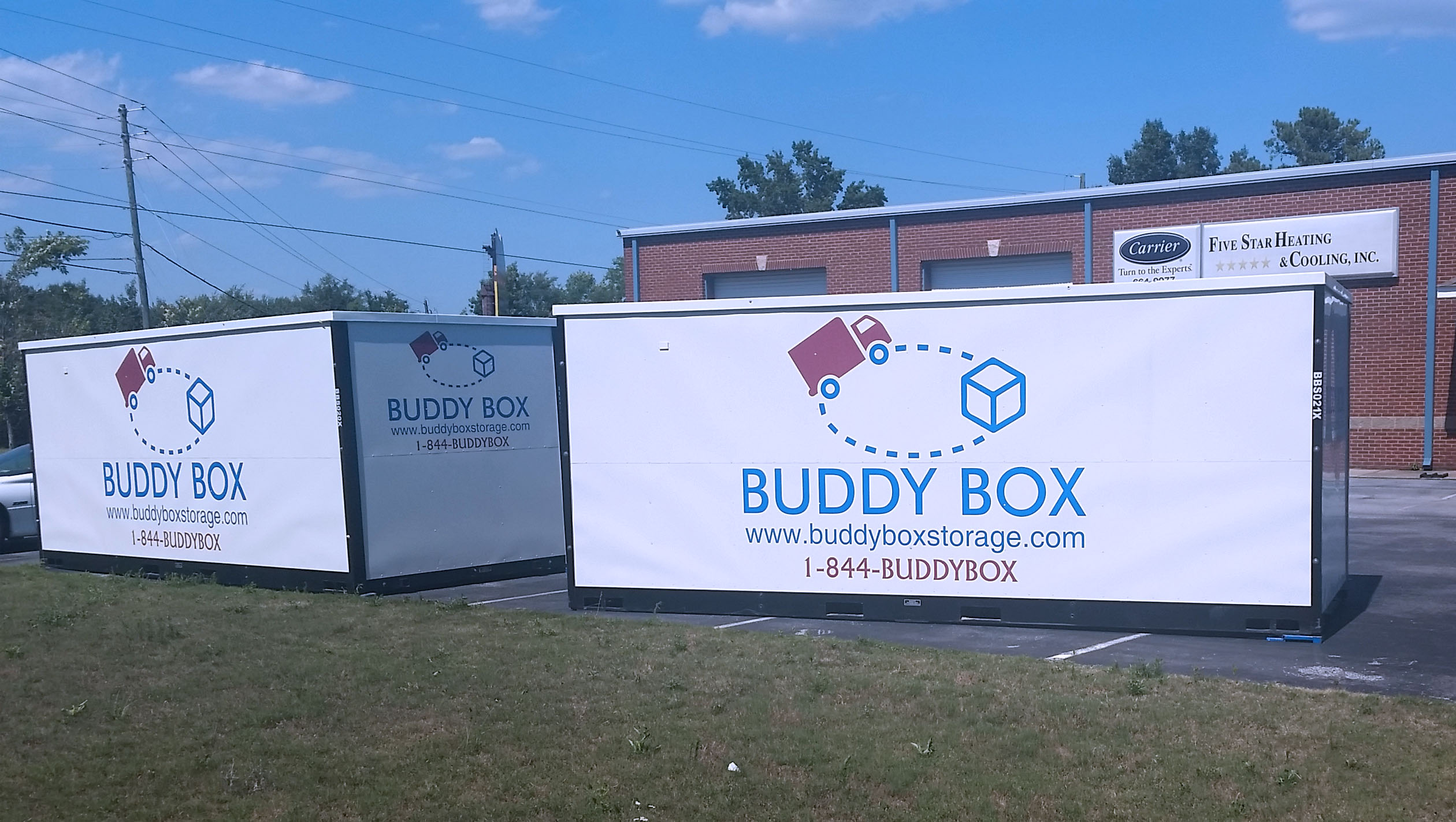 Buddy Box Portable Containers