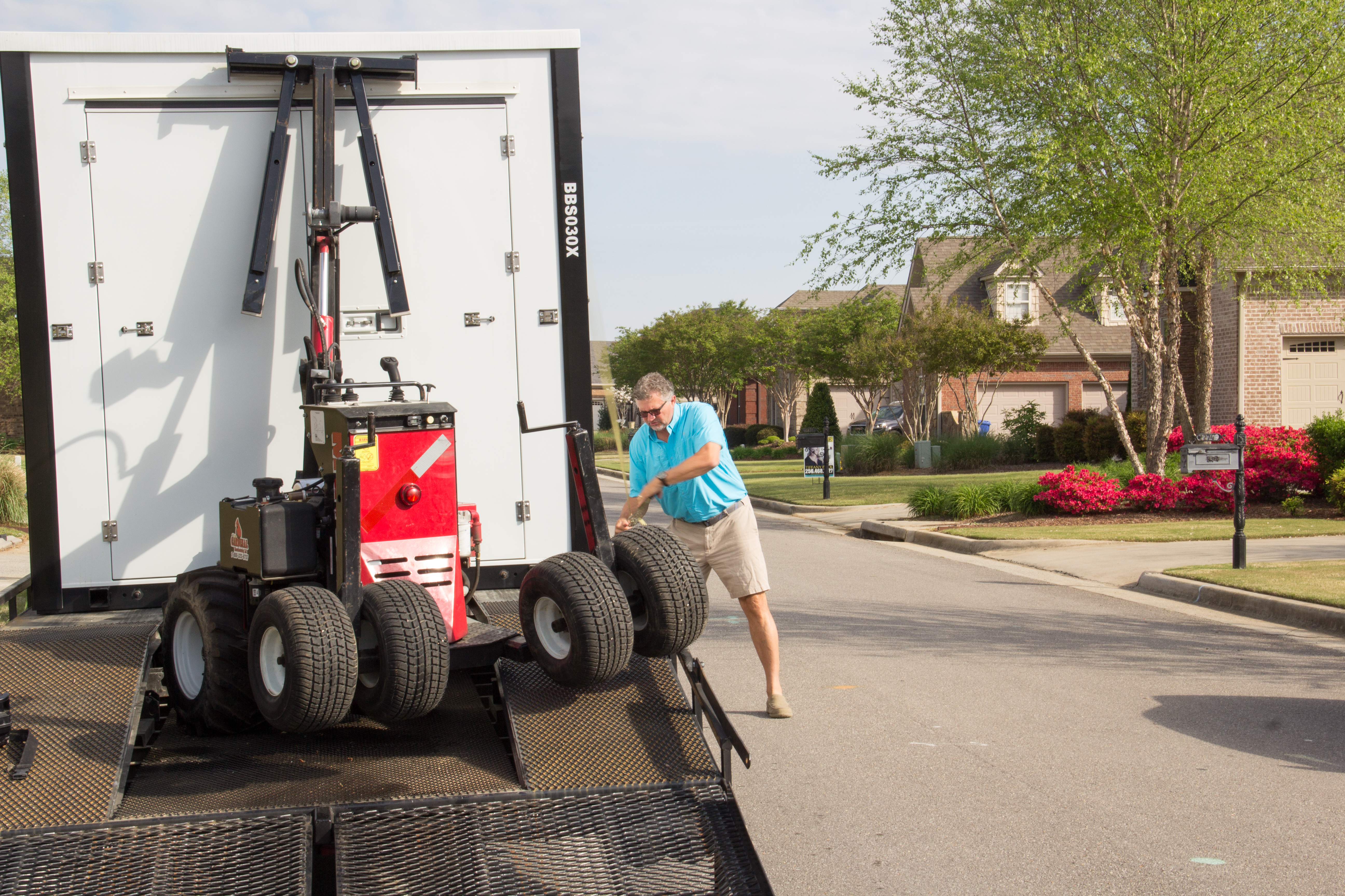 Moving House 101: Portable moving containers vs. rental trucks (Part 2)