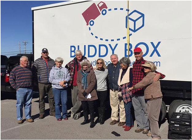 Buddy Box Staff Groupshot